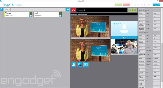Skype-TX