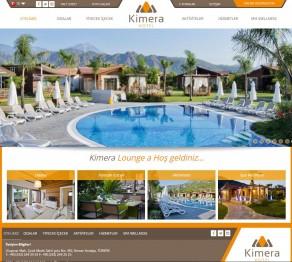Kimera Otel Web Sitesi
