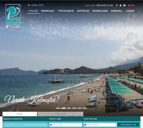Mirage Park Web Sitesi