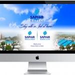 Saphir Hotels Web Sitesi Yayında!