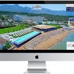 Acapulco Resort web sitesi İDA Consulting tarafından 4. kez yenilendi.