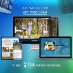 Blue Waters Club Web Sitesi 4. Kez İDA Consulting Tarafından Yenilendi!